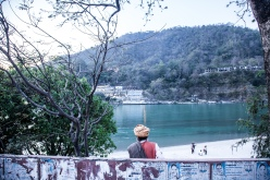 Rishikesh, India, 2014