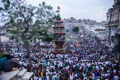 Virupaksha Car Festival