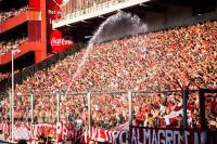 Argentinian football. CAI vs CAS 1:1 Buenos Aires, Argentina